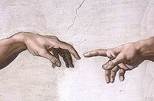 220px hands of god and adam